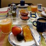 Breakfast for 30Dh