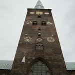 Aarhus Cathedral (front)