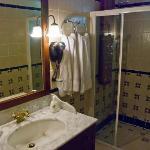 Salle de bain de la chambre Coco