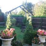 Beautifully Kept Garden