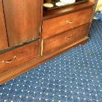 drawers were falling apart