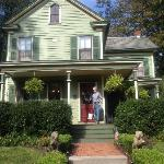 Front of The Widow McCrea House