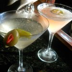 Original cocktails: George Jefferson and Chasin the Devil