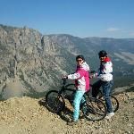 Bike Tour along the Beartooth Highway