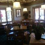 Antler Restaurant at the Gramshammer