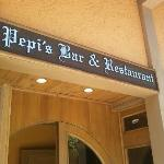Restaurant Entrance at the Gramshammer