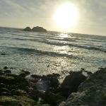 Sunset @ Sutro Baths