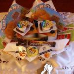 Goody basket of treats!