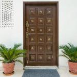 Entrance Door Gate