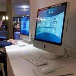 iMacs in the lounge