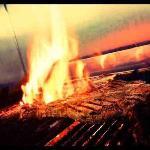 Flame grilled T-Bone
