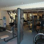 Fully Equipped, Air Conditioned Gym
