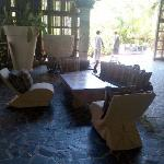 Lobby Mayan Palace