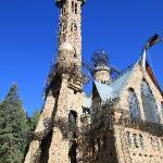 "Bishop""s Castle near Rye, Colo."