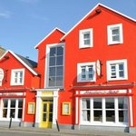 Facade of Dingle Bay Hotel!