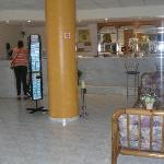 Reception,Macedonia hotel