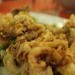 Fried Squid Salt & Pepper