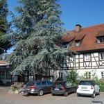 Romantik Hotel und Restaurant Johanniter-Kreuz Foto
