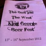 One of our visits was for the beer festival - could only stay an hour, but it & BBQ was brillian
