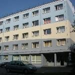 the hostel
