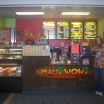 Maui Wowi Dulles Airport