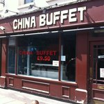 Exterior of China Buffet