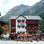 Hotel du Glacier, Arolla