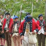 Reenactors at FestiFall
