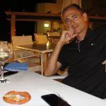 Terraza Restaurante de copas
