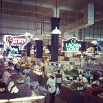 LA Grand Central Market - 1 block away