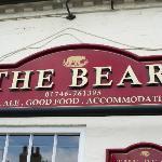 A Christening @ The Bear