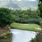 Famous hole six- have to see it to realize how steep it is.