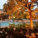 Vista da piscina suite 192