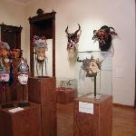 Máscaras de Sevina, Michoacan