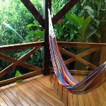 Hammock on Balcony