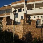 The front of Casa Zuniga
