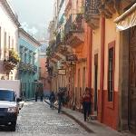 Guanajuato - early morning