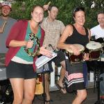 Guests Join in the live music fun during Happy Hour