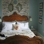 the French country room,