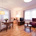 2-Raum Apartment Suite