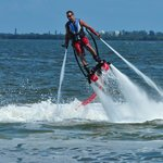 Jump Right In Flyboarding