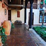 hotel stile coloniale