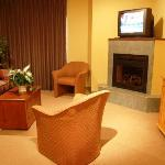Inn At Big White - 1 Bedroom Unit - Lounge