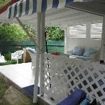 la vue extérieure - bungalow azur