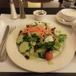 House Salad from Room Service
