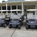 Indigo Lakes Golf Carts