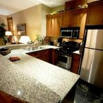 Stonebridge Lodge - Executive Unit - Kitchen