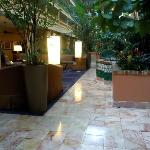 Embassy Suites LAX South Lobby