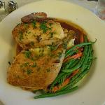 Embassy Suites LAX South Room Service Baked Chicken