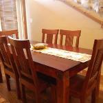 Towering Pines - Premium Unit - Dining